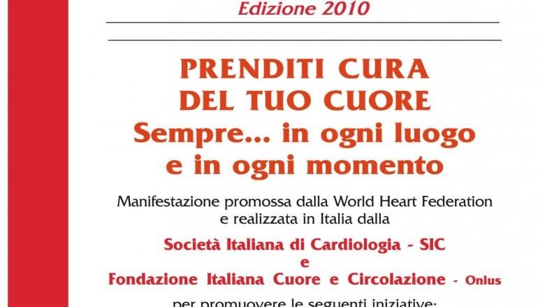 Gagliato (Cz), l'amministrazione aderisce alla giornata mondiale per il cuore