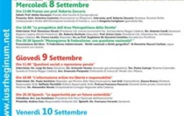 Summer School 2010: gli studenti a confronto sui temi della legalità, informazione e crisi economica