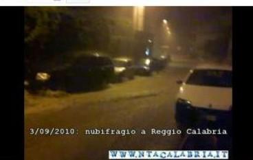 Reggio Calabria, città nel caos dopo il maltempo