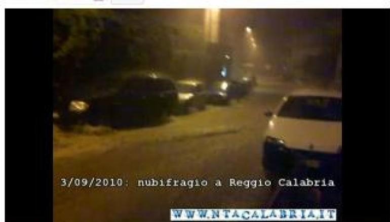 Reggio Calabria, traffico ferroviario sospeso