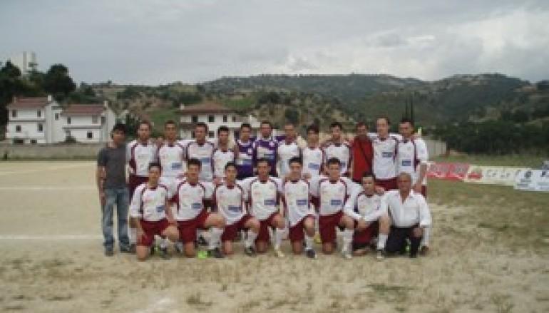 L'F.C.D Bisignano si prepara al campionato