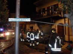 Scilla (Rc), tre feriti in un'esplosione in centro