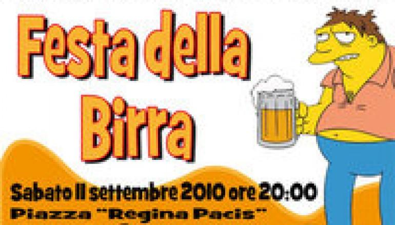 Condofuri Marina (Rc), festa della birra