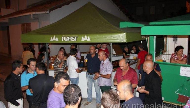 Condofuri (Rc), festa della birra
