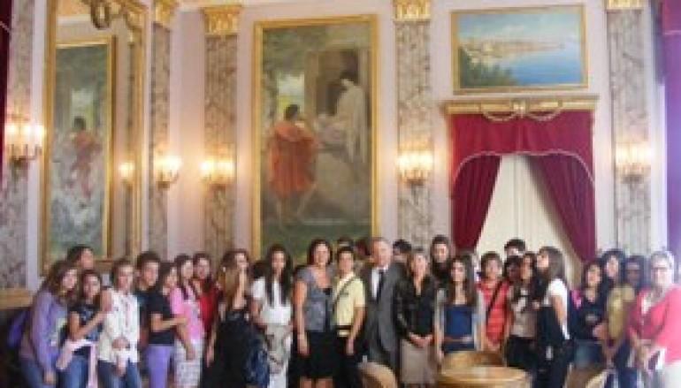 Reggio calabria, la Provincia incontra gli studenti del progetto 'ETwinning'