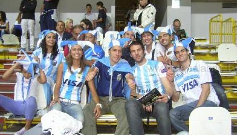 Mondiali di Volley a Reggio Calabria, le foto della terza giornata