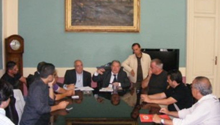 Reggio Calabria, Morabito incontra i lavoratori Findecit-Sisa