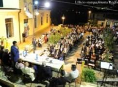 Il Presidente della Regione Giuseppe Scopelliti premiato a Delianuova