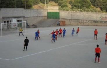 Juniores, Valle Grecanica-Grottaglie 2-0