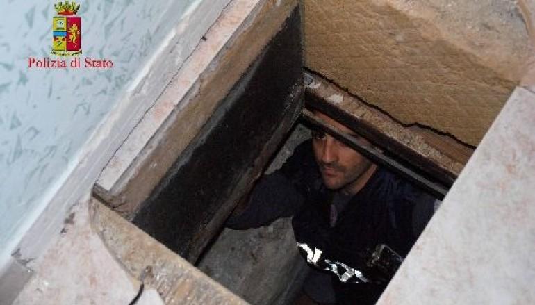 Bianco (RC), Trovato un bunker dalla Polizia di Stato