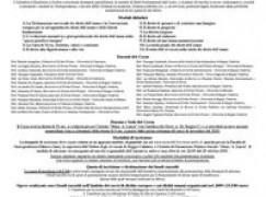 """CENTRO MONORITI: Prosegue la II Edizione del Corso di Formazione su """"I Diritti Fondamentali dell'uomo"""" c/o l'Istituto di Formazione Politico-Sociale """"Mons. A. Lanza""""."""