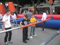 Reggio Calabria, grande partecipazione alla manifestazione del CSI STADIUM: LO SPORT INCONTRA LA PIAZZA