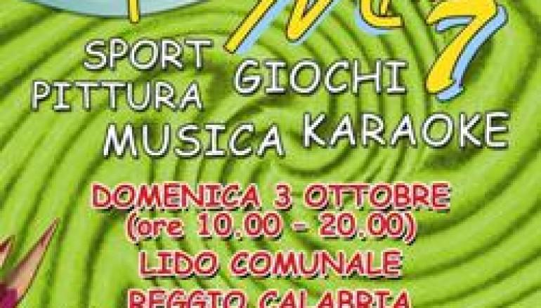 A Reggio Calabria la settima edizione del progetto GiocAmare