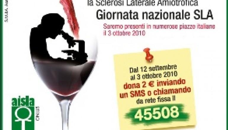 Reggio Calabria, 3 ottobre 2010 Giornata nazionale contro la SLA