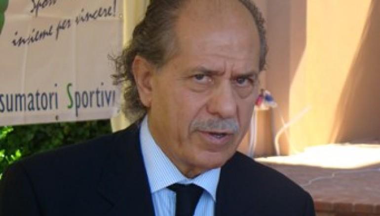 Antonino Barillà, vicecampione del mondo di tiro a volo premiato da Caridi