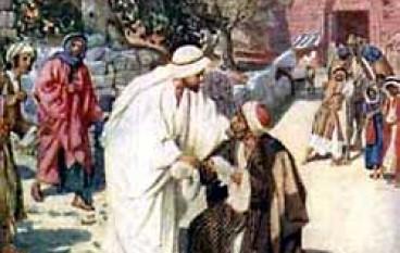 Dal Vangelo secondo Luca  17, 11-19