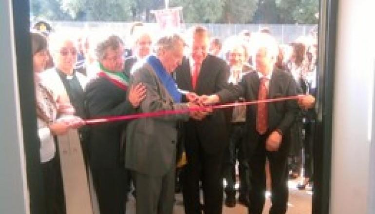 """Cittanova (RC), il Presidente Morabito inaugura la nuova sede del liceo scientifico """"M. Guerrisi"""""""
