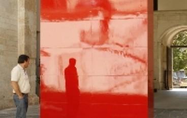 """Cosenza, a Palazzo Arnone la mostra """"Terra Vento Pietra"""" dell'artista calabrese Angelo Aligia"""