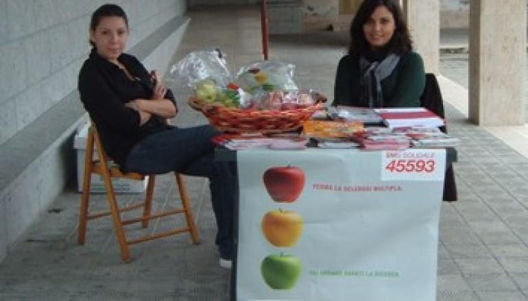Condofuri Marina (RC), iniziativa dell'AISM per sostenere ricerca sclerosi multipla