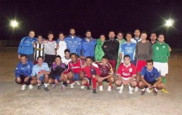 Uisp torneo di calcio a 11, prima vittoria per il Condofuri