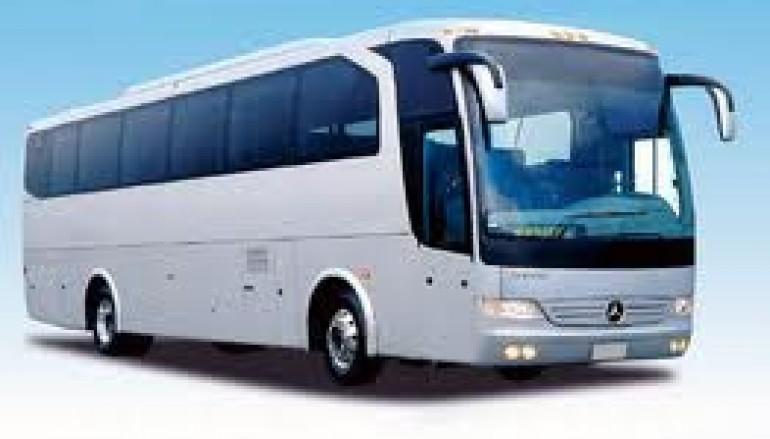 Bocale (RC), Autobus in fiamme sulla 106
