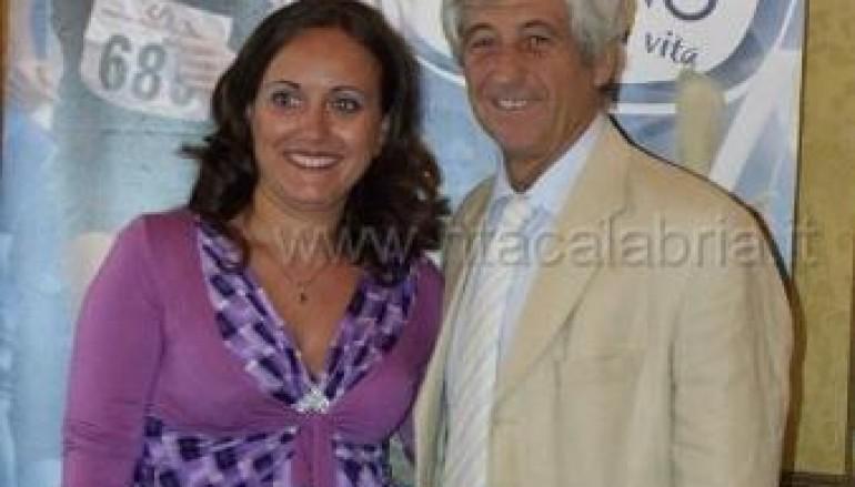 CSI Reggio Calabria, conferenza stampa con Gianni Rivera