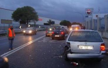 Lazzaro (RC), ennesimo incidente con feriti.