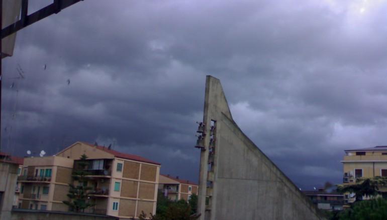 Reggio Calabria, allarme maltempo