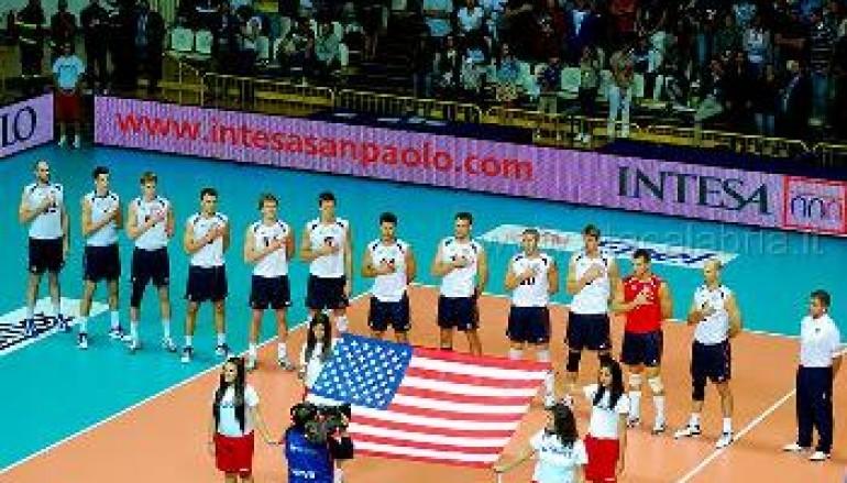 Mondiali di Volley a Reggio Calabria, altre foto terza serata