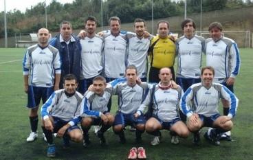 Calcio Uisp Interprofessionale, i Giornalisti salgono al terzo posto