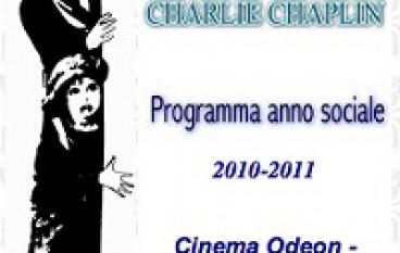 """Reggio Calabria, inizia il nuovo anno sociale del Circolo del Cinema """"Charlie Chaplin"""""""