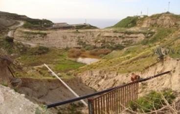 Motta San Giovanni (RC), Possibile ampliamento discarica rifiuti solidi urbani situata in località Comunia di Lazzaro