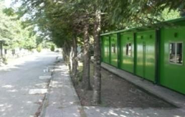 Ente Parco Aspromonte, Ultimati i lavori di recupero dell'ex caserma Naps di Stoccato ad Oppido Mamertina