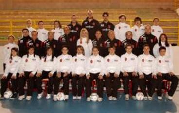 Calcio a 5 femminile, inizio del campionato con lo Sporting Locri