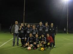 Calcio a 5 femminile, seconda vittoria consecutiva per la Number One Galati