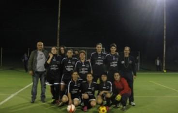 Calcio a 5 femminile, Parte con una sconfitta il 2011 per la Number One Galati