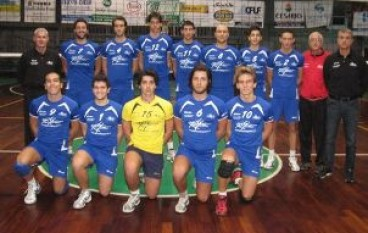 Luck Volley, tre punti in un derby emozionante