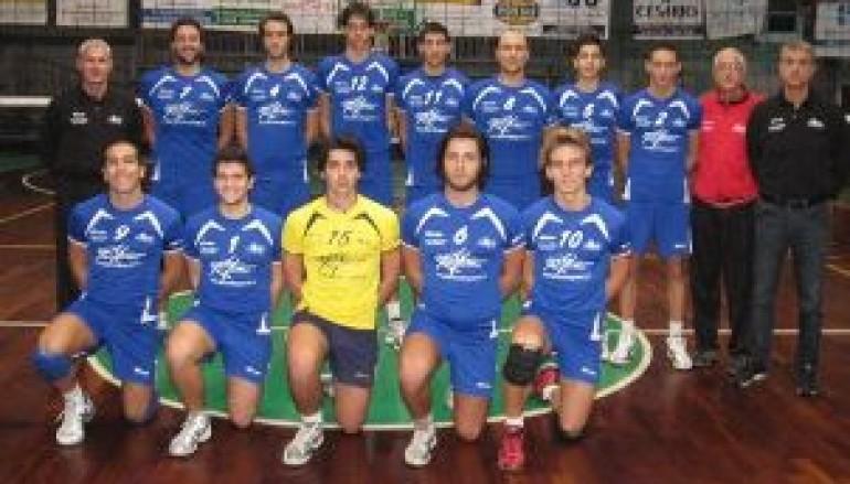 Luck Volley Reggio Cal.–Blue Call San Giovanni In Fiore 3-0