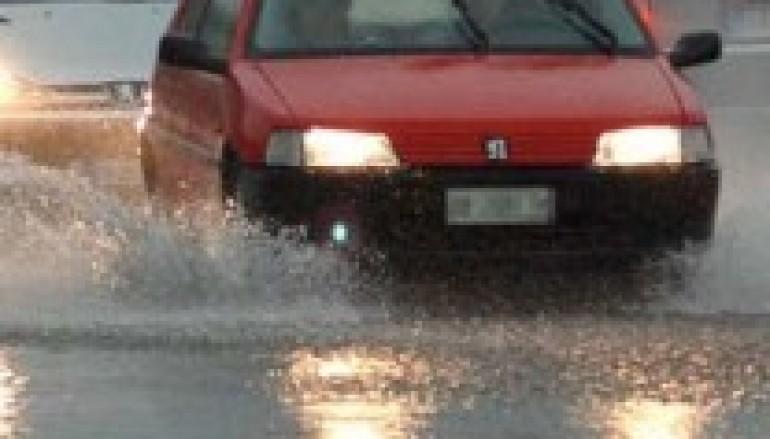 Allerta maltempo, divieto circolazione Bova Marina- Bova e sottopassi vicini lungomare