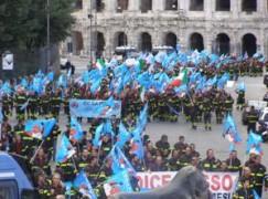 I vigili del fuoco della Calabria protesteranno insieme ai colleghi di tutta Italia in piazza Montecitorio