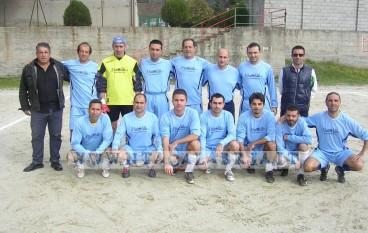 Campionato Amatori Girone I, presentazione seconda giornata