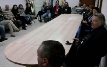 Fondazione Universitaria Locridea, riunione del Presidente Morabito e del Vice Costantino con i soci fondatori