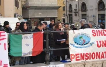 """Insieme al SUPU in piazza per la manifestazione """"Difendiamo la Costituzione Italiana"""""""