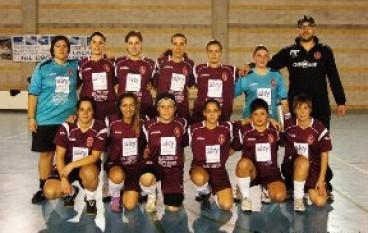 Csi calcio a 5 femminile, Sporting Locri–Lady Soccer 4-1