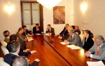 Regione Calabria, riunione tecnica in Presidenza sul tema dei trasporti regionali
