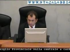 Consiglio Provinciale sul Carbone, i video