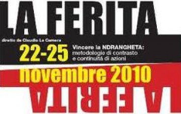 Reggio Calabria, II giornata sulla 'Ndrangheta alla Provincia di Reggio Calabria