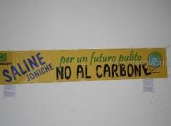 """Reggio Calabria, dossier """"Il carbone uccide il clima"""""""