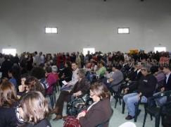 No al Carbone, le foto della manifestazione di Saline Joniche