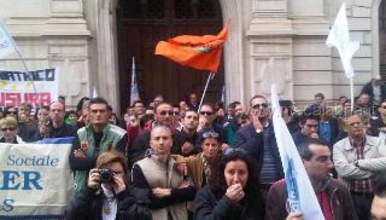 Reggio Calabria, il PdCI sostiene la protesta del Terzo Settore